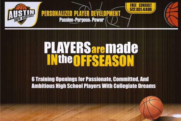 Austin Youth Basketball College Training