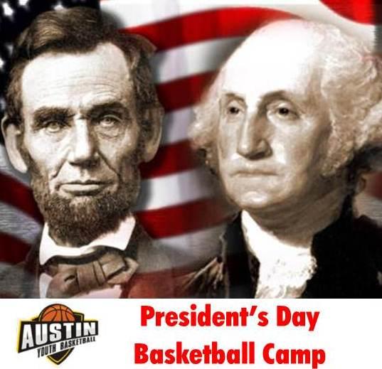 President's Day Austin Basketball Camp