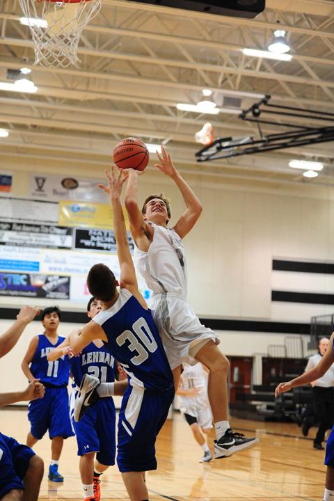 Reid Pitman Austin Basketball Training