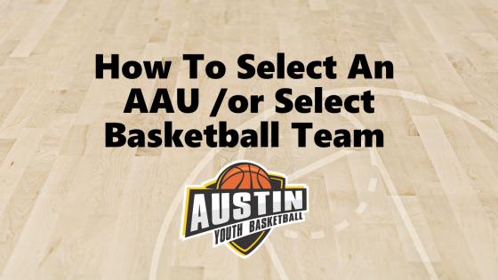 Austin AAU Basketball Team