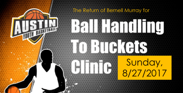 Austin Basketball Ballhandling Training
