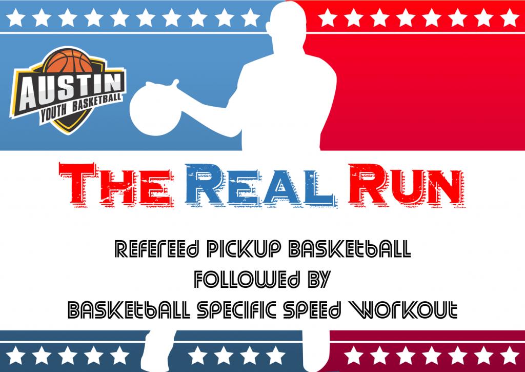 Austin Pickup Basketball