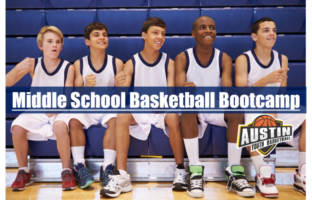 Middle School Basketball Pre-season Bootcamp at WAYA
