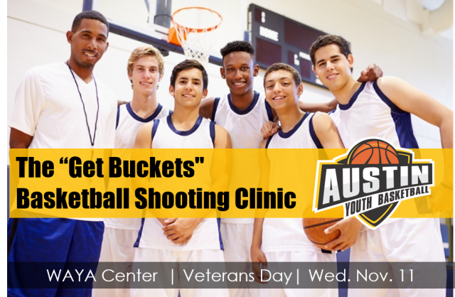 Austin Basketball Shooting Clinic