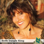 Maine Basketball Clinic Trainer Beth Daigle King