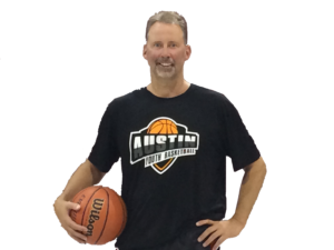 Basketball Trainer Chris Corbett