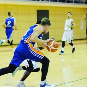 European pro basketball
