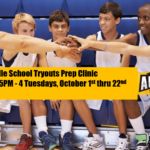 Boys Middle School Basketball Tryouts Bootcamp Clinic