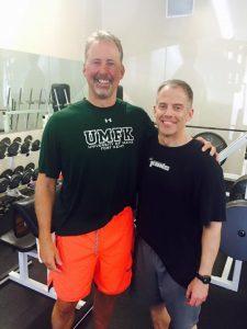 Chris Corbett and Rusty Gregory